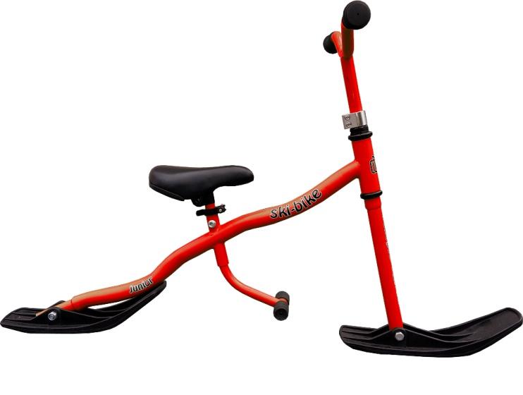 Longway Sports slee Ski Bike junior rood