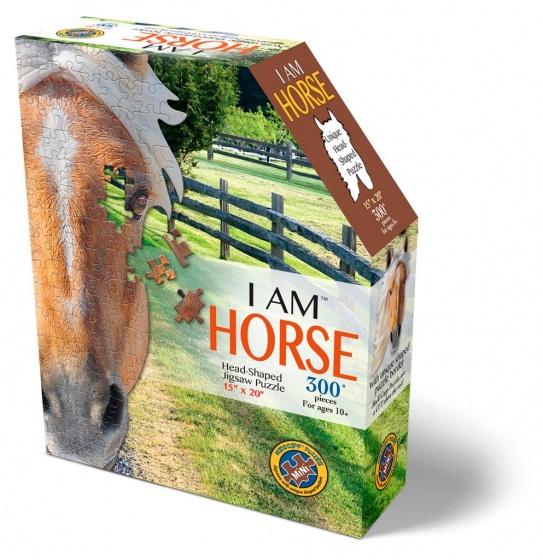 Madd Capp puzzel I am Horse 300 stukjes