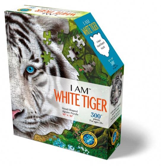 Madd Capp puzzel I am White Tiger 300 stukjes