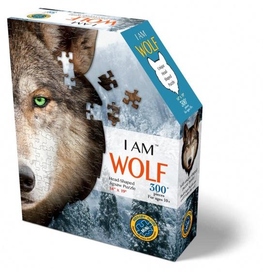Madd Capp puzzel I am Wolf 300 stukjes