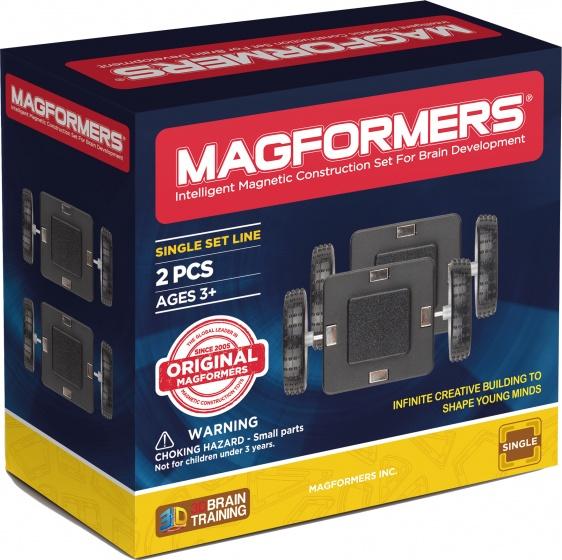 Magformers Weels set 2 delig