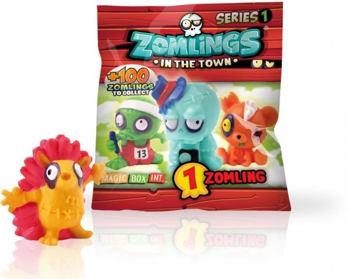 Magic Box Int. Zomlings Onepack serie 1