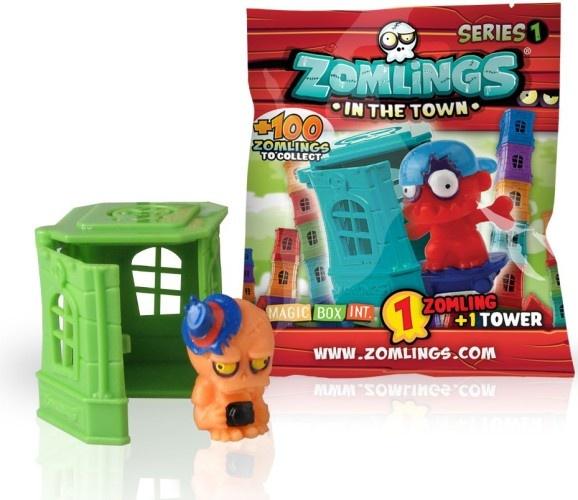 Magic Box Int. Zomlings Tower serie 1