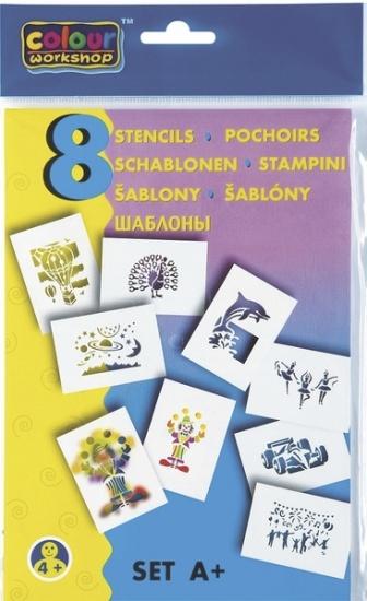 Malinos Blopens blaasstift sjablonen: Algemeen