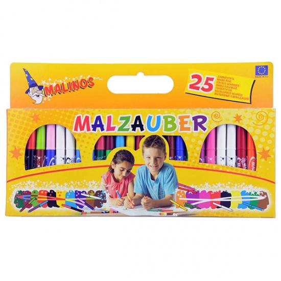 Malinos Toverstiften 25 stuks