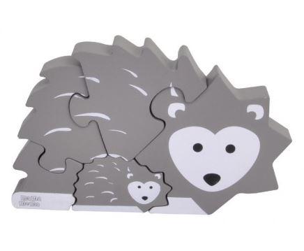 Mamamemo puzzel Egel 5 Stukken 15 x 14 x 2 cm