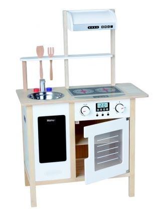 Mamamemo Spielzeug Küche mit Kühlschrank - Internet-Toys