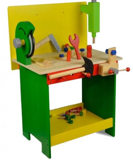 Marionette Werkbank 33 delig 45 x 31 x 67 cm