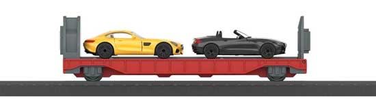 Marklin Autotransportwagon