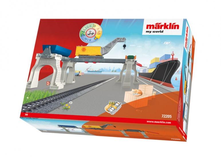 Marklin bouwpakket laadstation