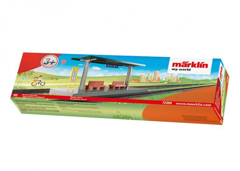 Marklin bouwpakket perron