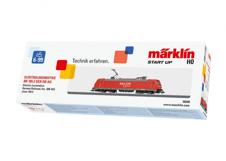 Marklin elektrische locomotief van de Deutsche Bahn AG