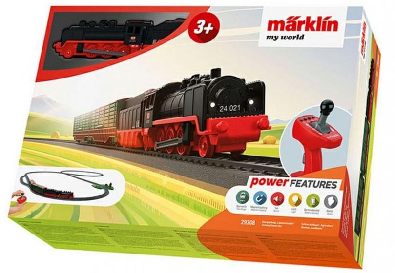 Marklin start treinset My World landbouw 57 cm