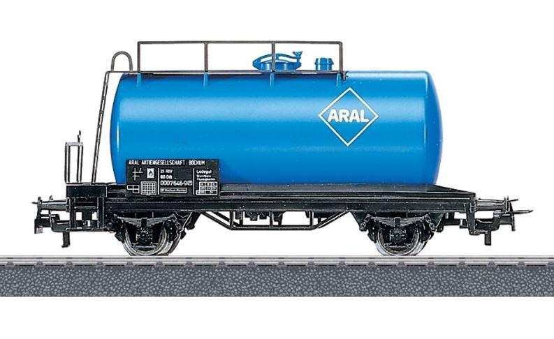 Märklin Start up 4440 H0 ketelwagen voor minerale olie Aral