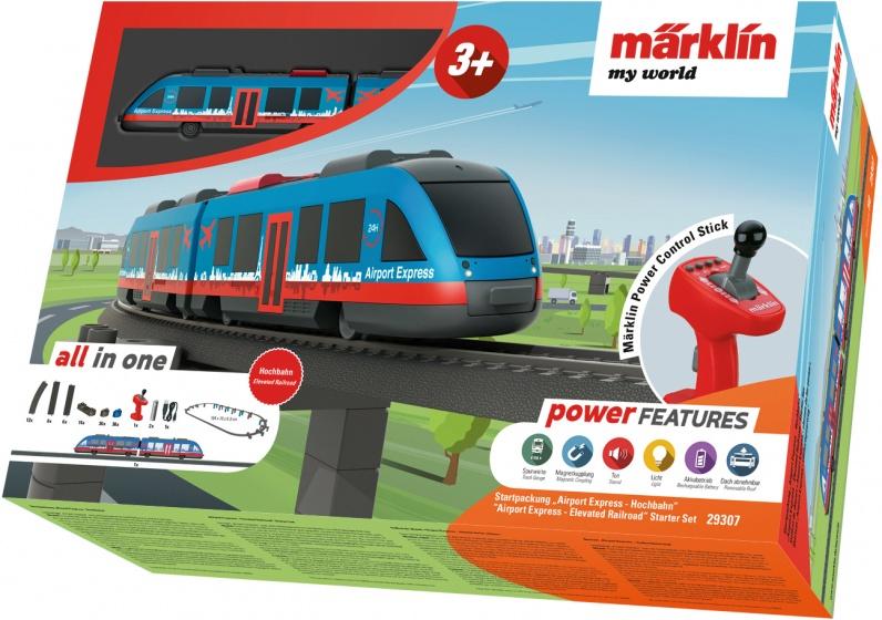 Marklin startset Airport Express viaductspoorweg