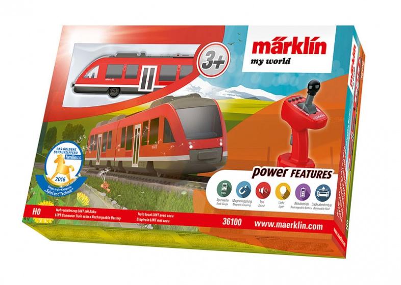 Marklin startset stoptrein Lint