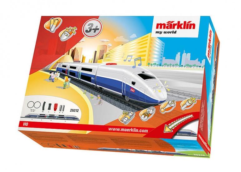 Marklin startset TGV Duplex