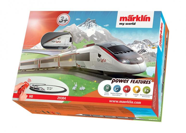 Marklin startset TGV Lyria