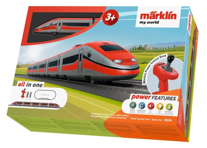 Marklin startset Zwitserse sneltrein