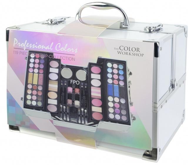Markwins Make up set in koffer meisjes 100 delig online kopen