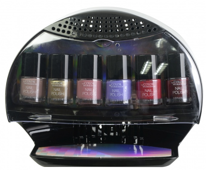 Markwins Nail polish dryer girls 7-piece - Internet-Toys
