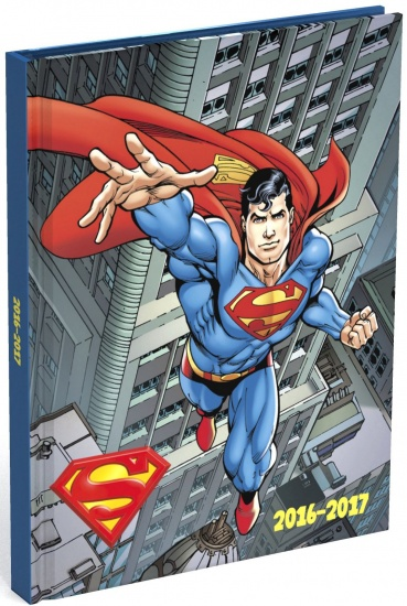 DC Comics Agenda Superman 2016/2017