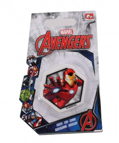 Marvel Avengers reuzengum Ironman 5 x 4,5 cm kopen
