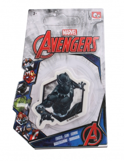 Marvel Avengers reuzengum Panther 5 x 4,5 cm kopen