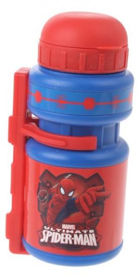 Marvel Bidon Avengers 350 ml rood kunststof