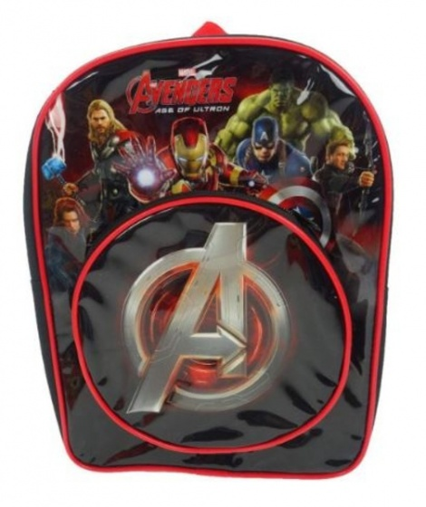 Marvel Rugzak Avengers Age of Ultron Zwart 24 x 12 x 32 cm