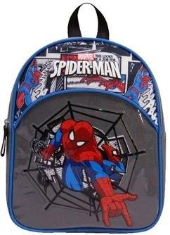 Marvel Rugzak Spider Man blauw/grijs 25 x 32 x 11 cm