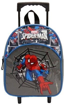 Marvel Rugzak trolley Spider Man: 25x32x11 cm