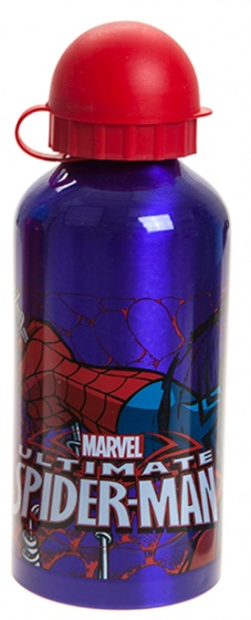 Marvel schoolbeker Spider Man 500 ml paars