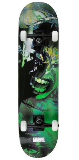Marvel skateboard Hulk 81 x 20 cm groen