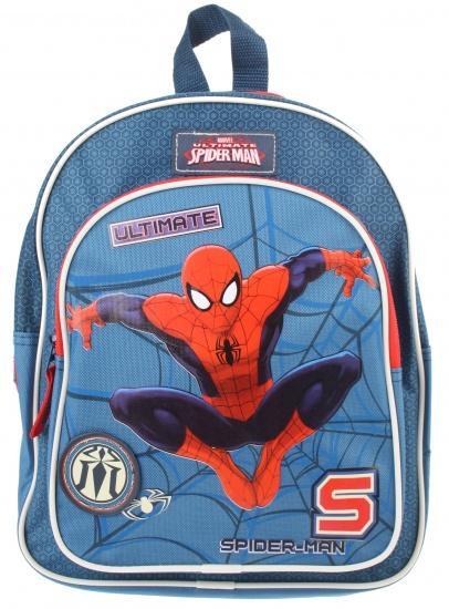 Marvel Spider Man Ultimate rugzak blauw 31 x 25 x 9 cm