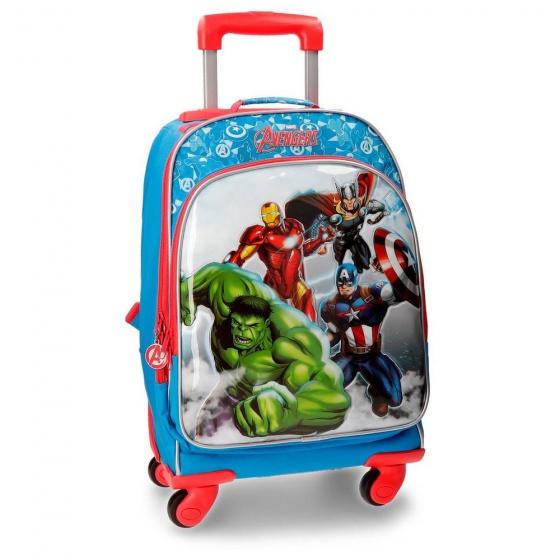 Marvel trolley rugzak Avengers 31 liter