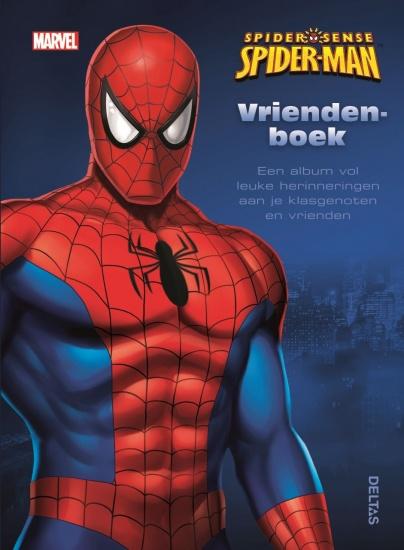 Marvel Vriendenboek Spider Man
