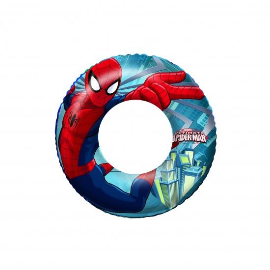 Marvel Zwemband Spiderman 56 cm Blauw