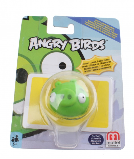Mattel Angry Birds Expansion Pack Minion Pig