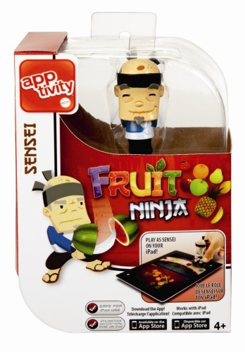 Mattel apptivity fruit ninja internet toys