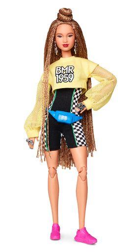 Mattel Barbie pop 'Streetwear Signature' gevlochten haar