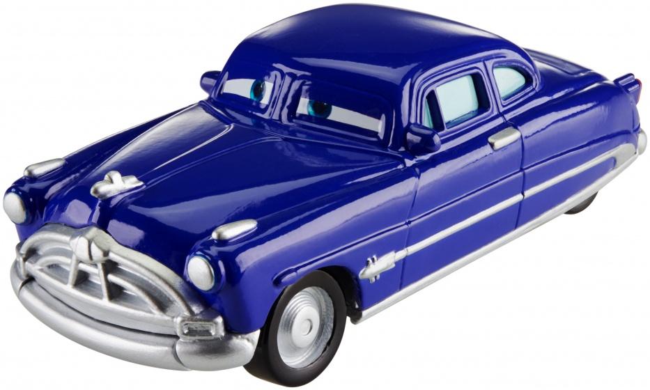 Mattel Cars Wheel Action Drivers: Doc 7 cm