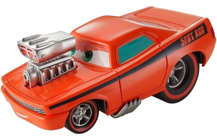 Mattel Cars wheelie actievoertuig Snot Rod 13 cm