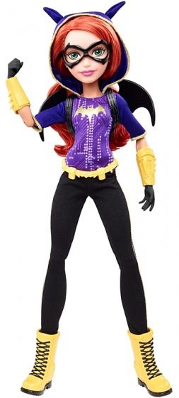 Mattel DC Super Hero Girls Batgirl speelfiguur 30 cm
