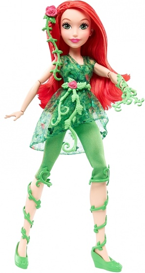 DC Super Hero Girls Poison Ivy Action Doll