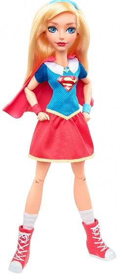Mattel DC Super Hero Girls speelfiguur Supergirl 30 cm
