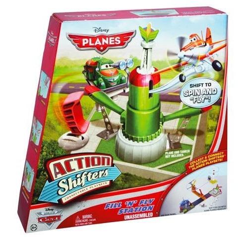 Disney Planes Skippers vliegschool
