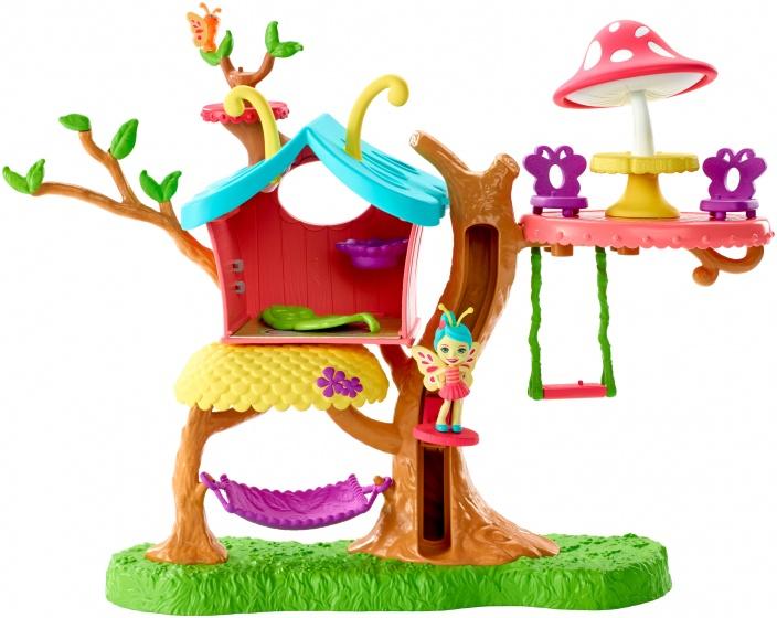 Mattel Enchantimals Vlinder clubhuis