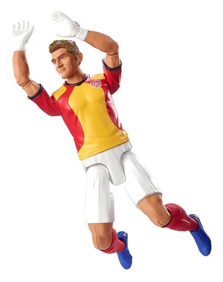 Mattel FC Elite speelfiguur Iker Casillas 29 cm