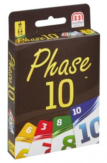 Mattel Phase 10 kaartspel